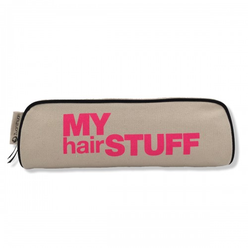 MY HAIR STUFF Zipper Heat Bag Khaki